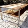 """Scraps"" Barn Board Coffee Table"